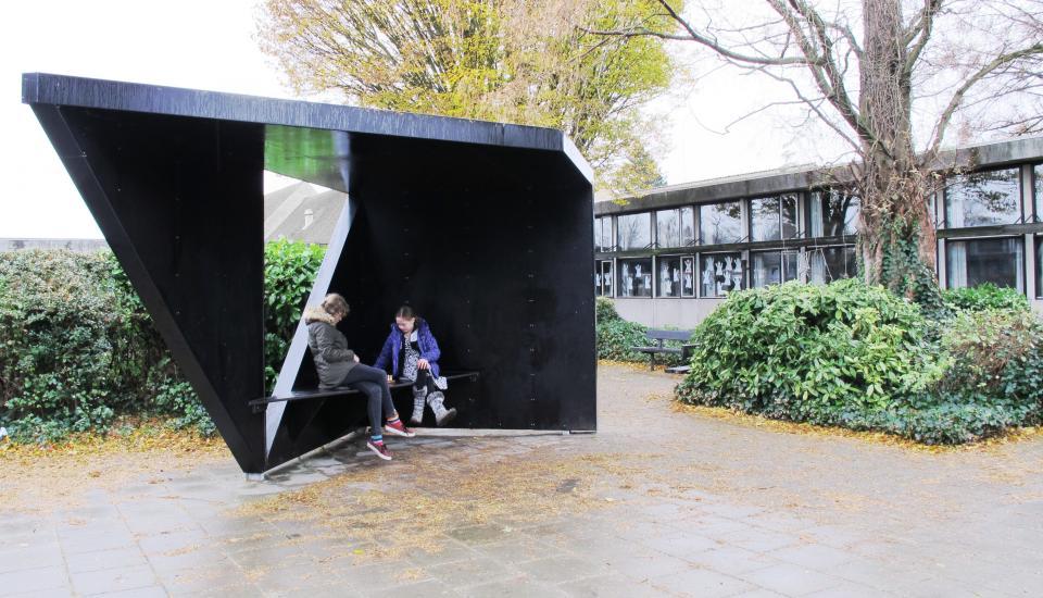 Rummøblet åbner sig op imod fællesskabet